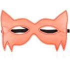 БДСМ маска красная