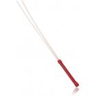 Двойной стек из ротанга с красной ручкой, Ø 0,6 см