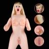 Кукла для секса с пышной грудью и открытым ротиком Boobie Super Love Doll