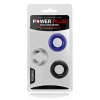 Набор из трех цветных колец Power Plus Triple Beaded Ring Set Ø 1,7 см