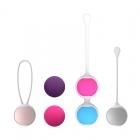 Набор вагинальных шариков различного веса, Ø 3,1 см
