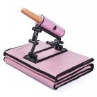 Розовая секс-машина Х312 с матрасом
