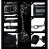 Набор Deluxe Bondage Kit (маска, кляп, наручники, тиклер)