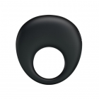Черное классическое виброкольцо Trap, Ø 2,7 см